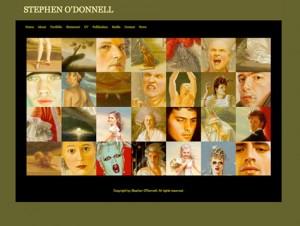 website: Stephen O'Donnell - Artist