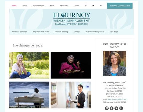 Gray Sky Studio WordPress websites
