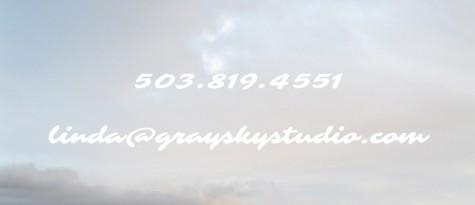 Rowena Clouds contact info | Gray Sky Studio